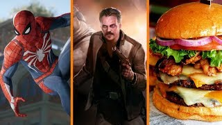 BIG PS4 Announcements! + Visceral: What Really Happened + Cheeseburger Emoji Controversy?
