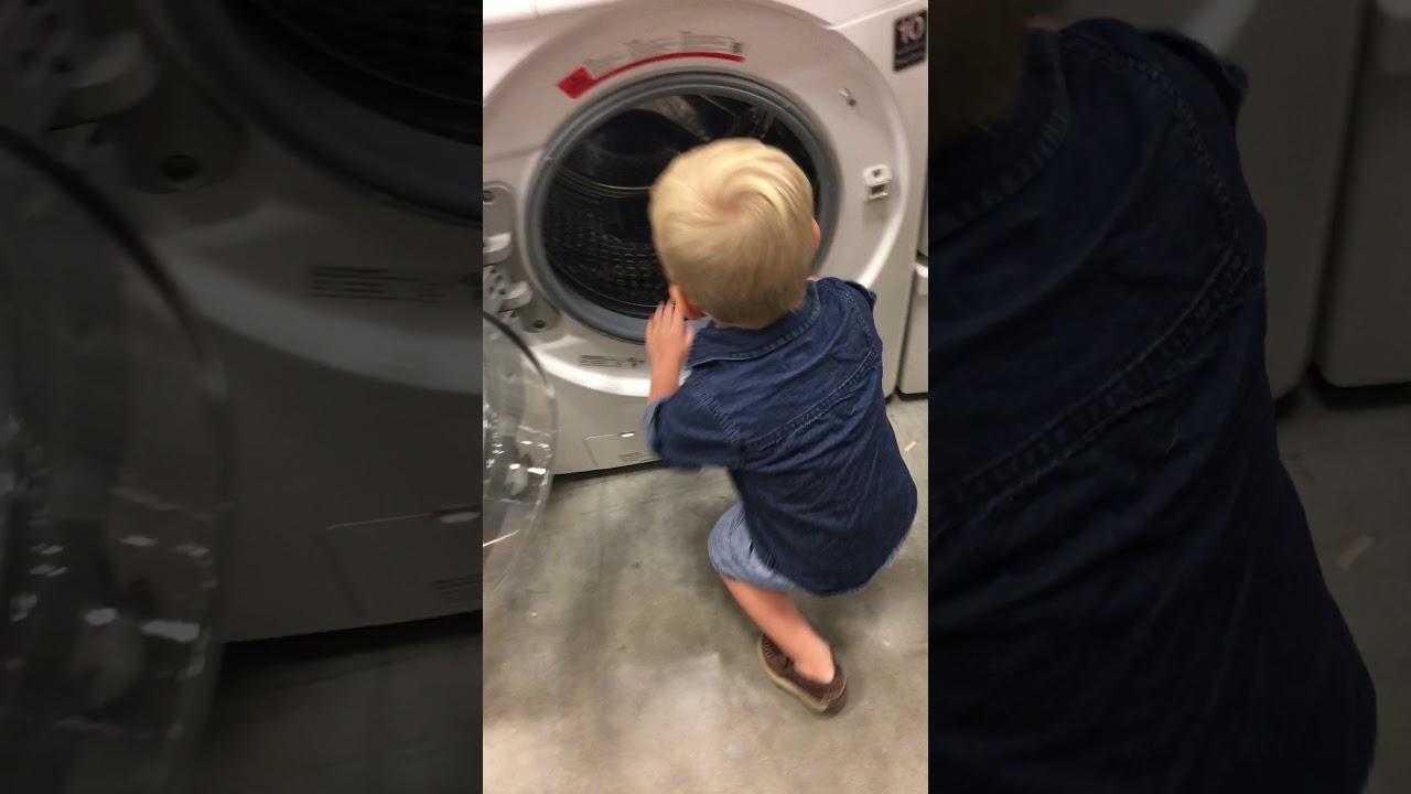 Jax Lowes Washing Machine 1