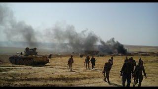 أخبار عربية - قوات #سوريا الديمقراطية تعثر على مقبرة جماعية شرق #الرقة