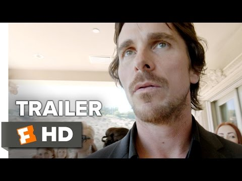 Knight of Cups Official Theatrical Trailer #1 (2015) - Christian Bale, Cate Blanchett Movie HD