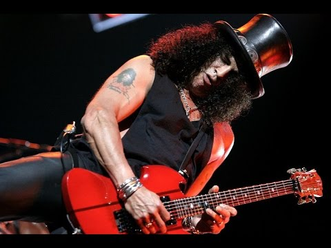 God Father - Slash Guitar Solo (Guns N' Roses Live Show Seattle 2016)