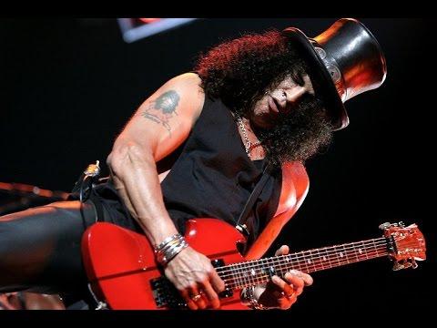 God Father – Slash Guitar Solo (Guns N' Roses Live Show Seattle 2016)