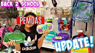 BACK TO SCHOOL  SHOPPING * TARGET * NEW FINDS CUTE LOCKER DECOR JULY 2019