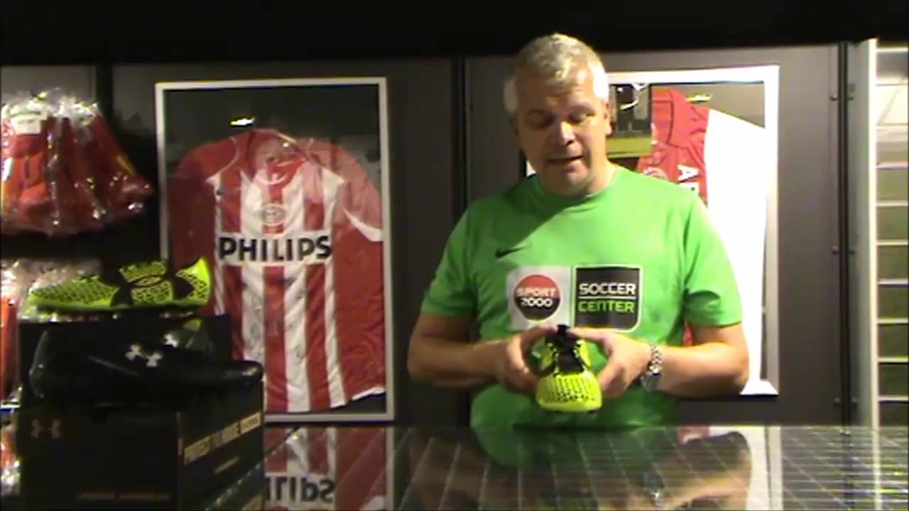 7afa0f410b4 SPORT 2000 Soccer Center: SC Haarlem - Under Armour - YouTube