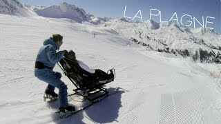 French Ski Resorts - La Plagne Ski Resort Guide - France 2015