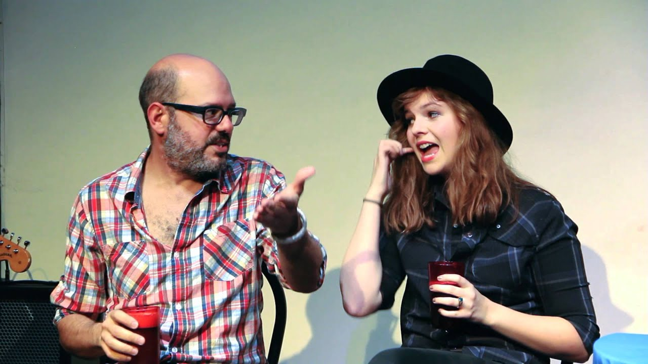 David Cross & Amber Tamblyn Interview Pt. 2 — Running Late with Scott Rogowsky