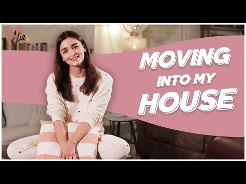 Alia Bhatt's Moving Day Vlog | Alia Bhatt