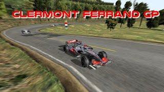 F1 Challenge 2007 - Clermont Ferrand GP THUG RACE