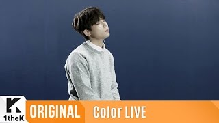 Color LIVE(컬러라이브):Jung Seung Hwan(정승환)