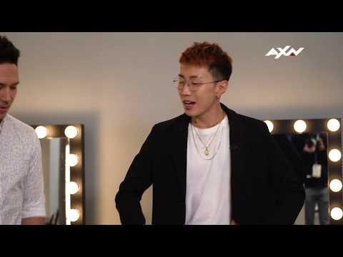 Jay Park Teaches Alan & Justin To Dance?! | Asia's Got Talent 2019 On AXN Asia
