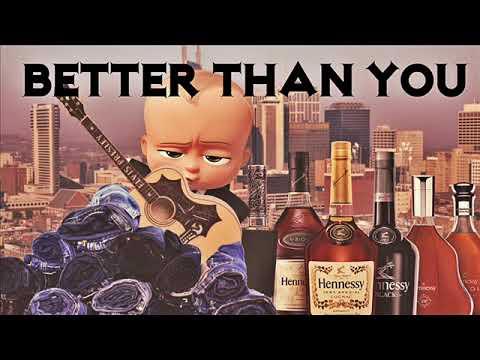 John Sexton - Better Than You