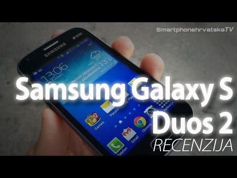 Samsung Galaxy S Duos 2 Video Recenzija