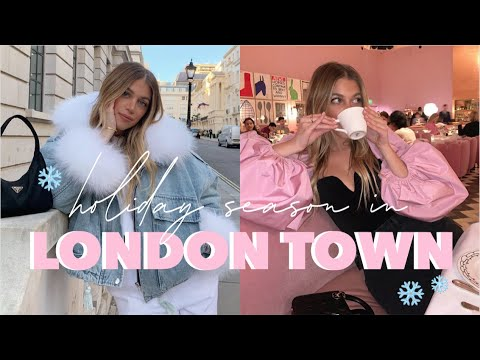 [VIDEO] - LONDON TRAVEL VLOG | MOST EXPENSIVE TEA TIME, BIGGEST TOPSHOP IN THE WORLD 1