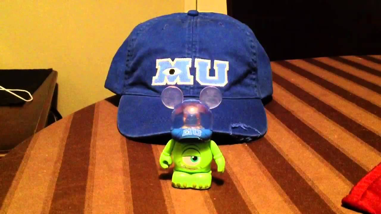 Monsters University Hat Youtube