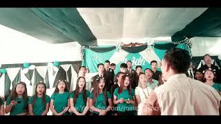 Kholjang kck | Len weds Judith