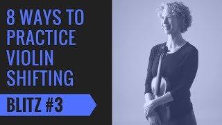 Violin Shifting Blitz 3 | Bullseye Practice