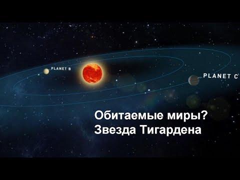 Обитаемые миры? Звезда Тигардена