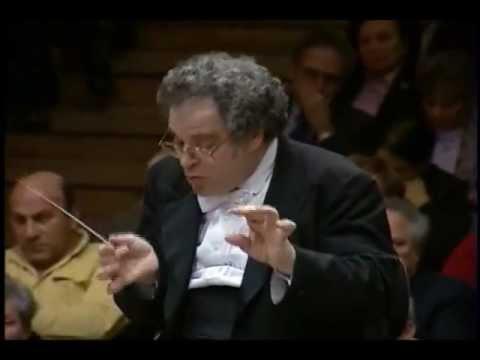 Beethoven Egmont Abertura. ITZAHK Perlman