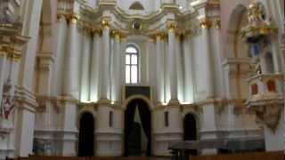 Полоцкий Софийский собор(Полоцк, 3 февраля 2013 г, часть 2., 2013-02-05T09:40:02.000Z)