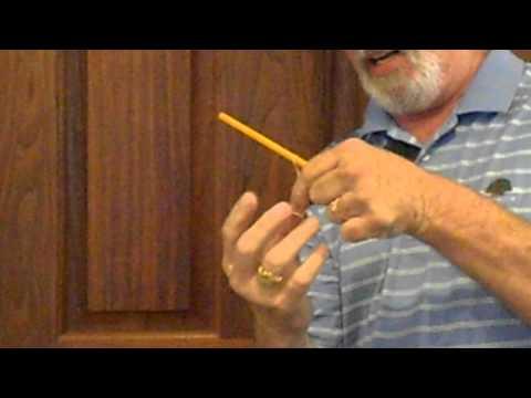 the great pencil magic trick