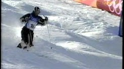 Minna Karhu 2002 Olympics Moguls Final
