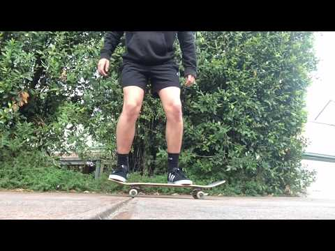 Learning to Ollie - Day 1(beginner)