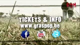 22 NEW NAMES FOR GRASPOP METAL MEETING  2013