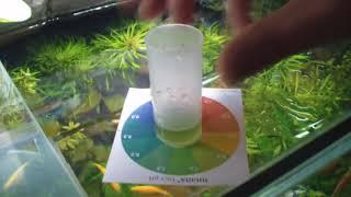 Эксперимент с электролитом, понижение Kh и Ph в аквариуме