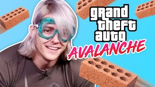 GRAND THEFT AUTO AVALANCHE IN REAL LIFE   GTA Online