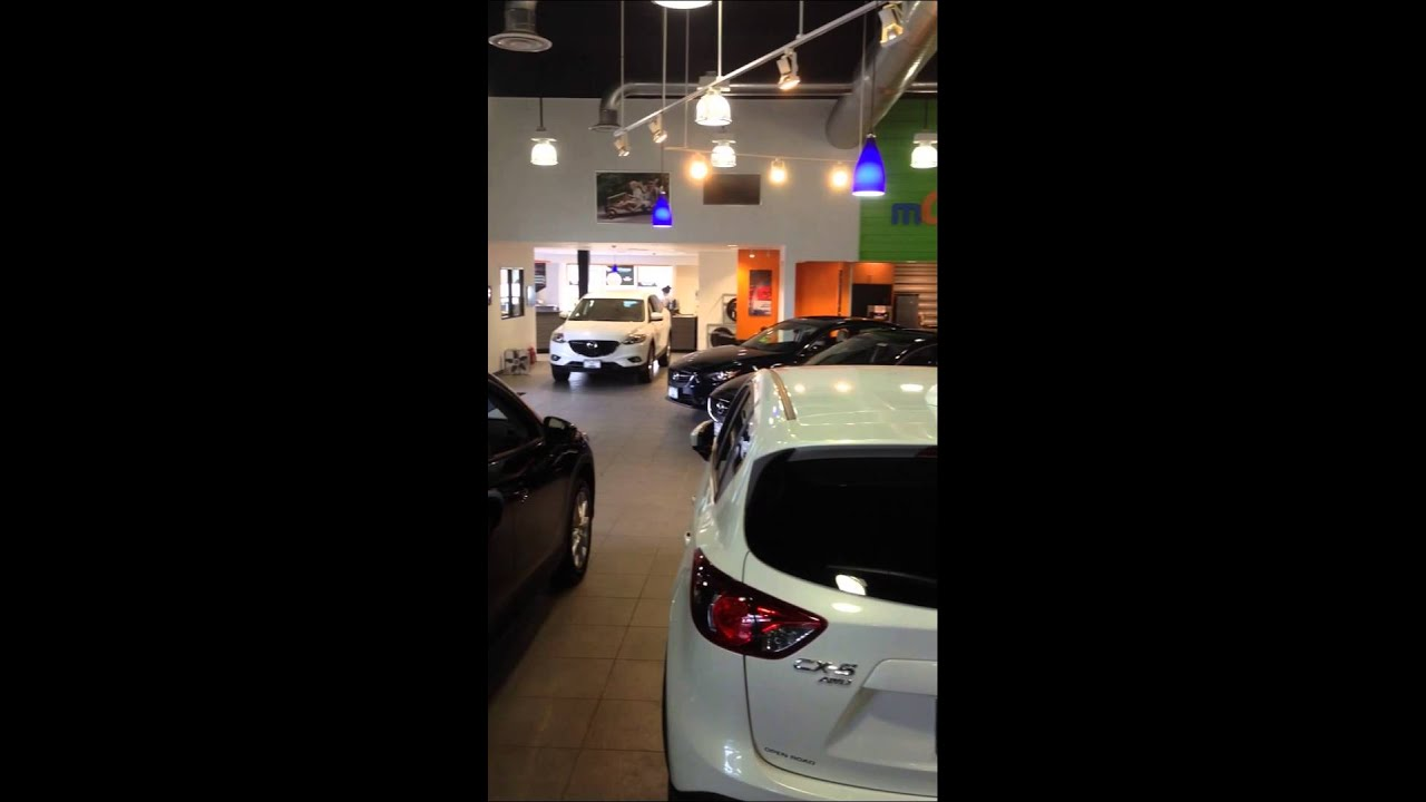Open Road Mazda Of Morristown  Lower Showroom