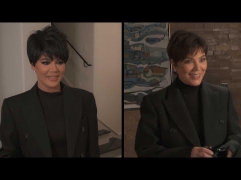 Khloe Kardashians CONFUSES Daughter True By Impersonating Mom Kris Jenner!