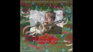 Orchester Jo Kurzweg - Ich sende Dir Rosen (Red Roses)