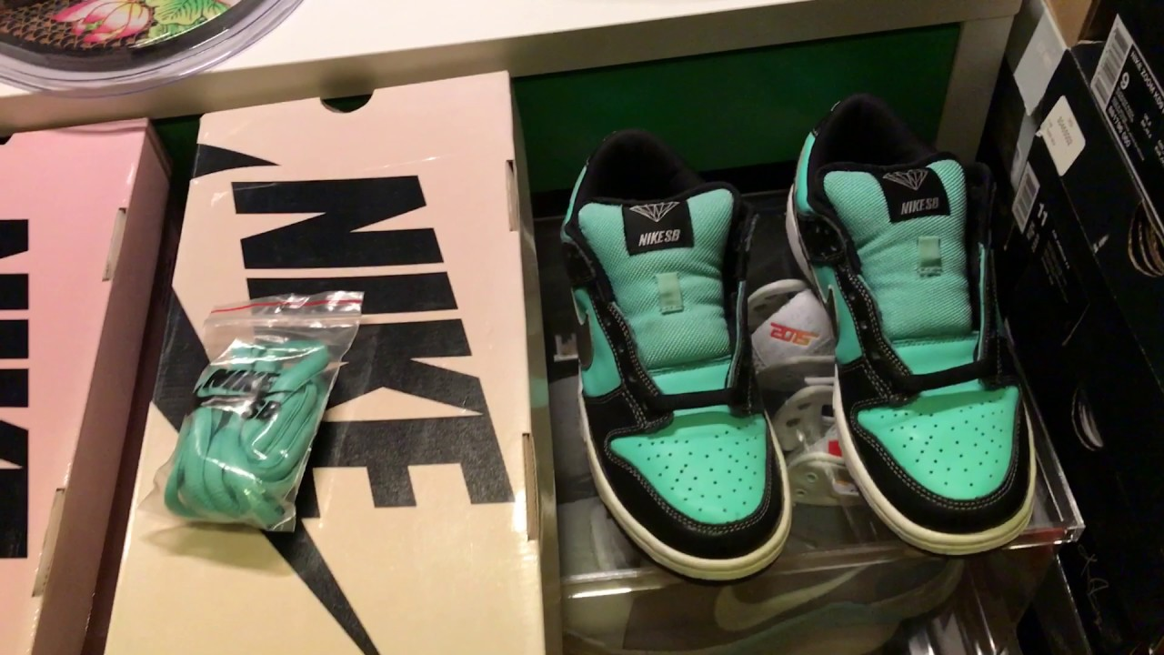 55fccab2bdb Sneaker Unboxing  Nike Dunk Low Pro SB x Diamond Supply Co