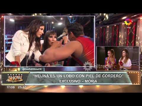 Todos contra Melina: Polino y Moria también bancaron a Joel