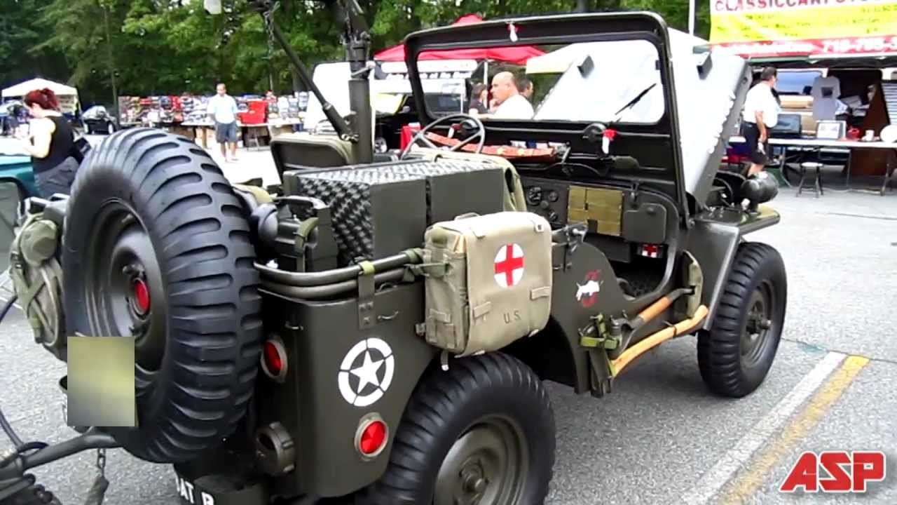 Jeep Wrangler Price Philippines >> 1952 Willys M38 Military Jeep (ASP) FULL HD - YouTube