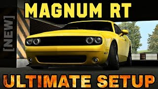 Magnum RT Ultimate Setup + Test Drive! (Dodge Challenger)   CarX Drift Racing