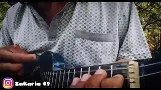 Tegar Septian-Mengharapkanmu (Kunci&Lirik) Cover Kentrung Senar 3