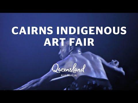 Cairns Indigenous Art Fair – 10-12 July 2020