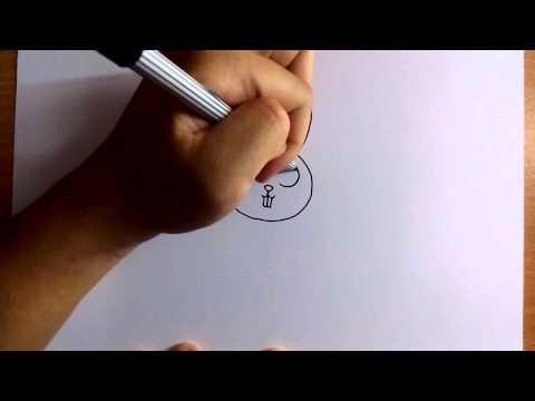วาดการ์ตูนกันเถอะ สอนวาดการ์ตูนกระต่าย ง่ายๆ หัดวาดตามได้เลย