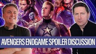 Avengers Endgame Spoiler Discussion - Openly Talking Endgame