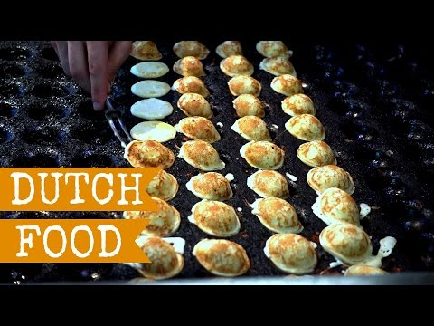 Dutch Sweets in Amsterdam | Holland | Netherlands - Amsterdam food!