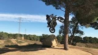 Hard Enduro || Awesome Techniques 2018 ✌#1