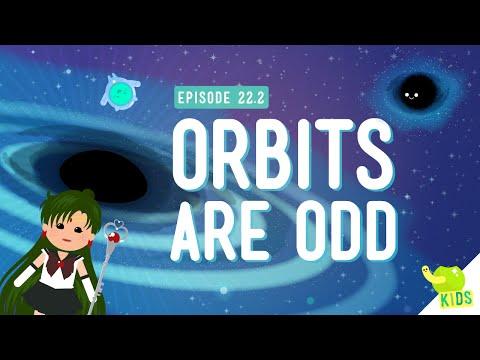 Orbits are Odd: Crash Course Kids #22.2