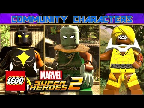 LEGO Marvel Super Heroes 2: Community Characters - Episode 3: Black Panther