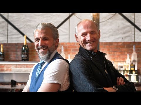 Bon Cop Bad Cop 2 with Patrick Huard and Colm Feore