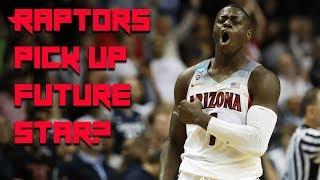 Raptors Sign Future STAR? - Rawle Alkins DIAMOND in the Rough