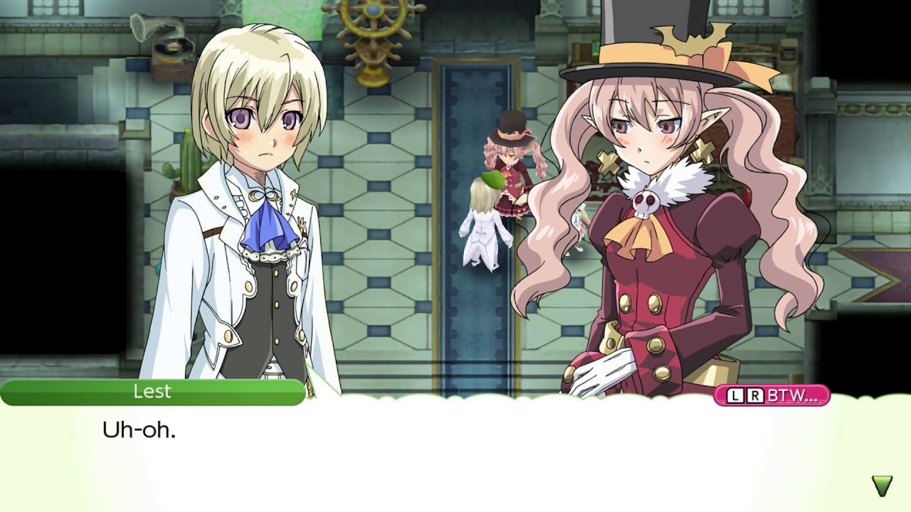 Dolce (Married) 100 FP Dialogue - Rune Factory 4 Special