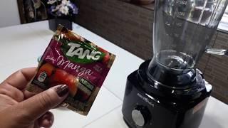 Sorvete Cremoso de Tang –  Rende Muito