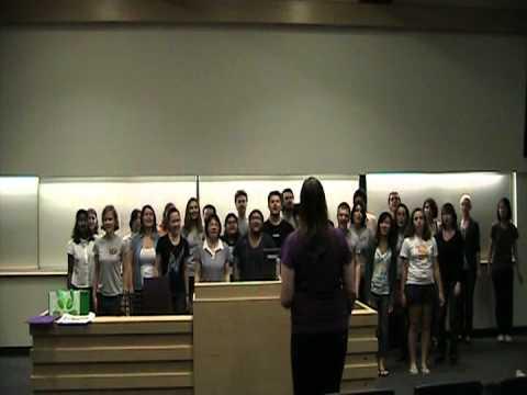 SFU Choir - Velile