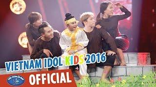 vietnam idol kids 2016 - gala 6 - ngon co lau - bao tran